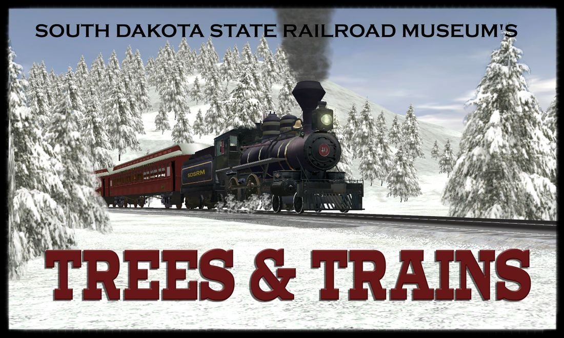 SDSRM's Trees and Trains Exhibit